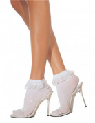 Vous aimerez aussi : Socquettes blanches avec dentelle femme