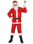 Déguisement Père Noël standard adulte