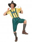 Vous aimerez aussi : Déguisement bavarois jaune et vert homme