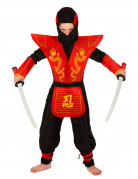 Vous aimerez aussi : Déguisement ninja motifs dragons garçon