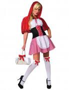 Vous aimerez aussi : Déguisement chaperon rouge traditionnel femme