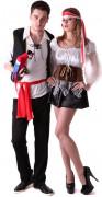 Vous aimerez aussi : Déguisement couple pirate adultes