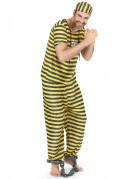 Vous aimerez aussi : Déguisement prisonnierhomme jaune