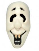 Vous aimerez aussi : Masque fantôme souriant adulte Halloween