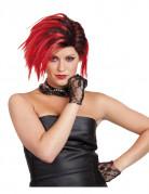 Vous aimerez aussi : Perruque punk courte rouge femme