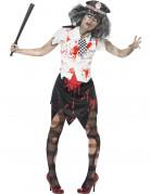 Vous aimerez aussi : Déguisement zombie policière femme Halloween