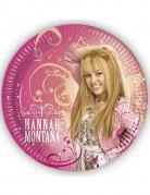 10 assiettes Hannah Montana™