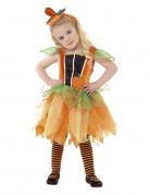 Déguisement citrouille fille Halloween