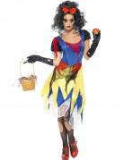 Vous aimerez aussi : Déguisement princesse conte de fée femme Halloween
