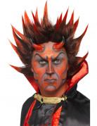 Perruque démon adulte Halloween