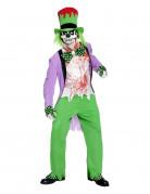 Vous aimerez aussi : Déguisement chapelier toqué hanté homme Halloween