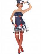 Vous aimerez aussi : Déguisement marin sexy robe bustier femme