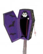 Piñata cercueil de vampire Halloween