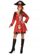 Vous aimerez aussi : Déguisement pirate femme rouge