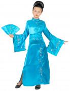 Déguisement geisha enfant fille