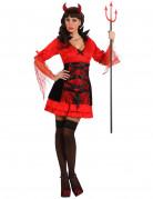 Vous aimerez aussi : Déguisement démon adulte sexy femme Halloween