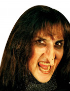 Nez de sorcière adulte Halloween
