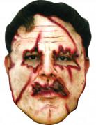 Vous aimerez aussi : Masque tueur visage découpé adulte Halloween
