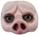 Vous aimerez aussi : Demi-masque cochon adulte