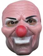 Vous aimerez aussi : Masque clown malfaisant nez rouge adulte Halloween