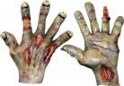 Gants mains brûlées adulte Halloween