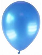 Vous aimerez aussi : 12 Ballons métallisés bleus 28 cm