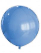 Ballon bleu 80 cm