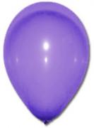 100 Ballons violets 27 cm