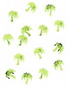 Vous aimerez aussi : Confettis de table forme palmier menthe 10 gr