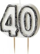 Vous aimerez aussi : Bougie Age 40 ans gris
