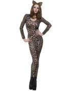 Vous aimerez aussi : Déguisement léopard marron adulte