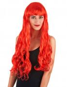 Vous aimerez aussi : Perruque longue ondulée rouge femme