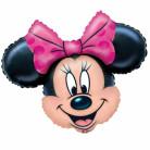 Vous aimerez aussi : Ballon aluminium visage XL Minnie™