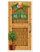 Décoration de porte Hawaï 76,2 cm x 1,52 m