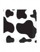 16 Petites Serviettes en papier Peau de vache 25 x 25 cm