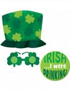 Vous aimerez aussi : Set vert Saint-Patrick