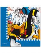 Vous aimerez aussi : 20 Serviettes en papier Donald™ 33 x 33 cm