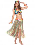 Vous aimerez aussi : Jupe longue multicolore Hawaï femme