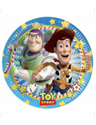 8 assiettes carton Toy Story star power ™