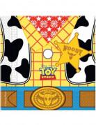 20 Serviettes en papier Toy Story Star Power ™ 33 x 33 cm