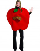 Déguisement pomme adulte