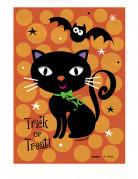 Vous aimerez aussi : Sachets à friandises Trick or Treat 10 x 15 cm