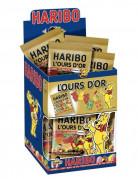 Mini sachetbonbons Haribo ours d'or