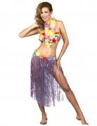 Vous aimerez aussi : Jupe hawaïenne longue violette adulte