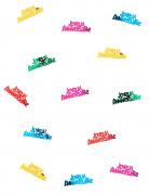 Vous aimerez aussi : Confettis de table anniversaire multicolores