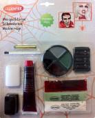 Maquillage zombie kit de luxe Halloween