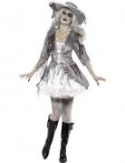 Vous aimerez aussi : Déguisement fantôme pirate femme Halloween
