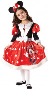 Déguisement princesse de l'hiver Minnie™ fille
