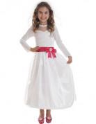 Déguisement Barbie™ mariée fille