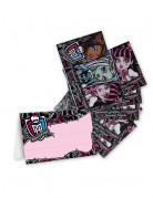 Vous aimerez aussi : 4 Cartes d'invitation et enveloppes Monster High™